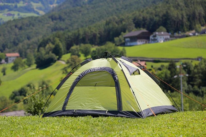 Tenda - Attrezzatura da campeggio