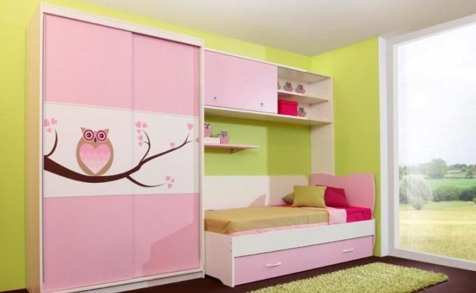 Ristrutturazione completa della camera da letto e della cameretta